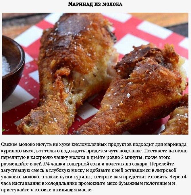 Маринад мяса рецепт с фото